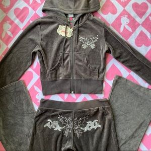 APOLLO BUTTERFLY TRACKSUIT